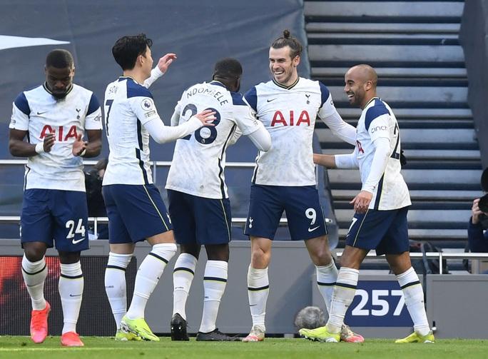 Gareth Bale bùng nổ, Tottenham đại thắng 4 sao Burnley - Ảnh 2.