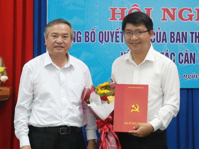 Phó Bí thư Tỉnh đoàn Bình Định được giới thiệu bầu làm chủ tịch huyện - Ảnh 1.