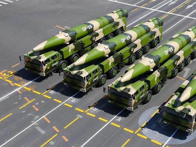 Trung Quốc tăng cường năng lực tấn công hạt nhân? - Ảnh 1.