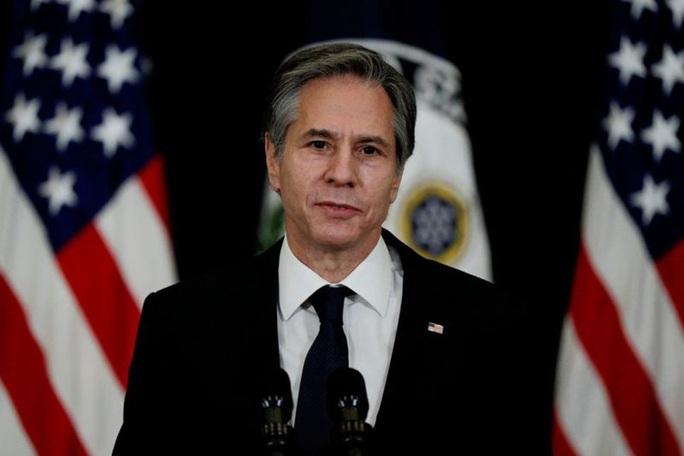 Mỹ cam kết buộc quân đội Myanmar trả giá - Ảnh 1.