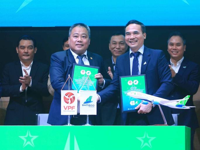 VPF công bố nhà tài trợ Cúp Quốc gia 2021 với sự tham dự của 27 đội bóng - Ảnh 2.