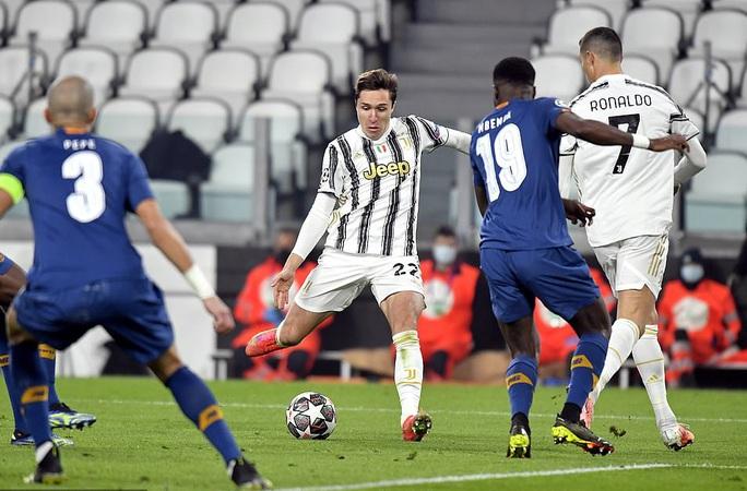 Ngược dòng thảm hại tại Turin, Juventus thua tan tác Champions League - Ảnh 3.