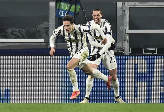 Ngược dòng thảm hại tại Turin, Juventus thua tan tác Champions League - Ảnh 5.