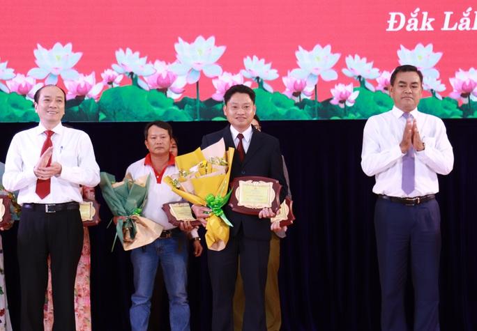 Trao thưởng cho người dân hiến kế xây dựng tỉnh Đắk Lắk - Ảnh 3.