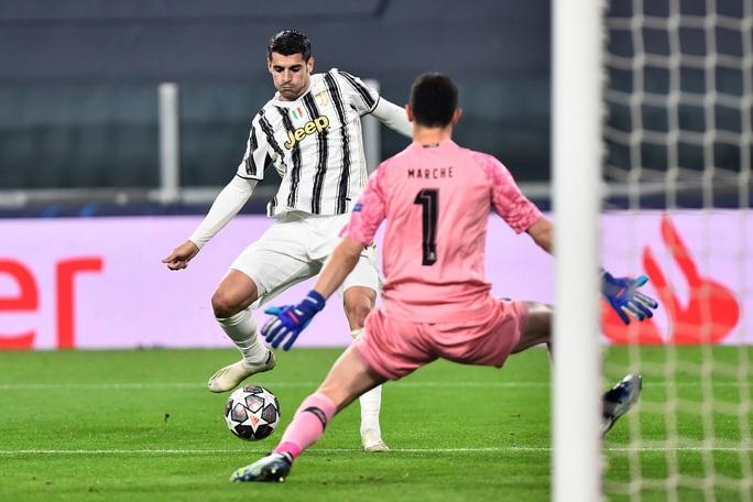 Ngược dòng thảm hại tại Turin, Juventus thua tan tác Champions League - Ảnh 2.