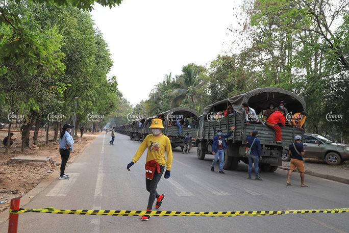 Campuchia: Covid-19 lan rộng và diễn biến phức tạp - Ảnh 2.