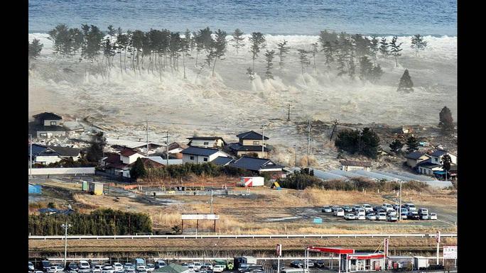Nhìn lại thảm họa động đất - sóng thần làm nghiêng trục Trái Đất 10 năm trước - Ảnh 6.