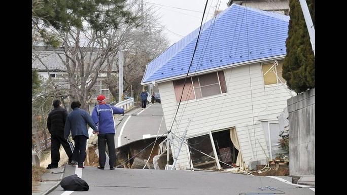 Nhìn lại thảm họa động đất - sóng thần làm nghiêng trục Trái Đất 10 năm trước - Ảnh 3.