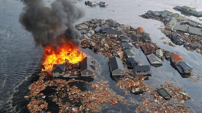 Nhìn lại thảm họa động đất - sóng thần làm nghiêng trục Trái Đất 10 năm trước - Ảnh 9.