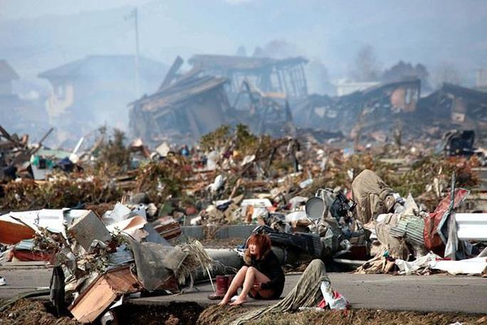 Nhìn lại thảm họa động đất - sóng thần làm nghiêng trục Trái Đất 10 năm trước - Ảnh 19.