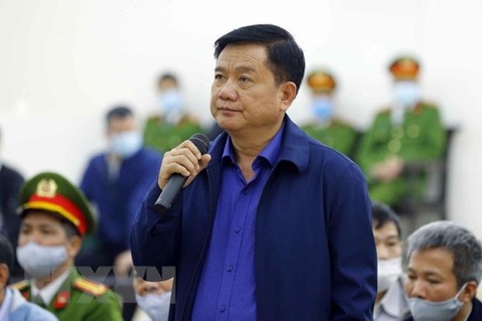 Ông Đinh La Thăng: Tôi ở vị trí xa tít lại bị buộc phải biết và phải chịu trách nhiệm hình sự - Ảnh 1.