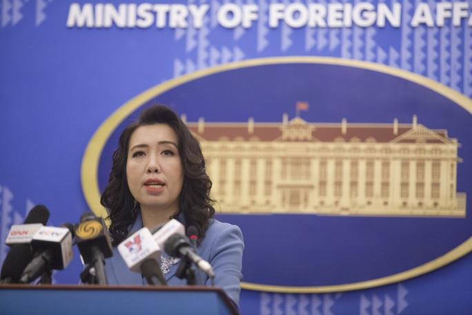 Việt Nam nêu quan điểm về cuộc họp nhóm Bộ tứ - Ảnh 1.