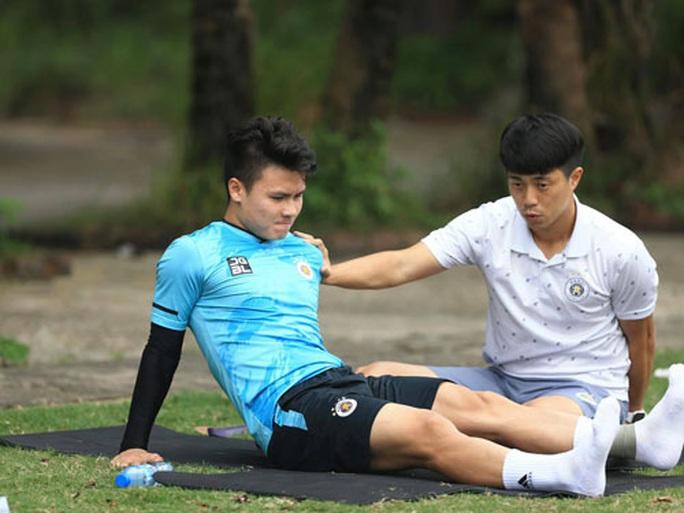 Hà Nội FC đau đầu vì chấn thương - Ảnh 1.
