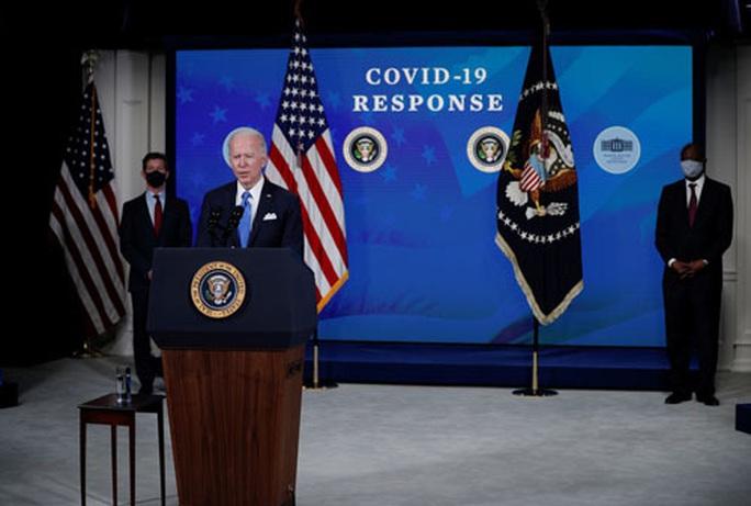 Thông điệp lạc quan của Tổng thống Biden - Ảnh 1.