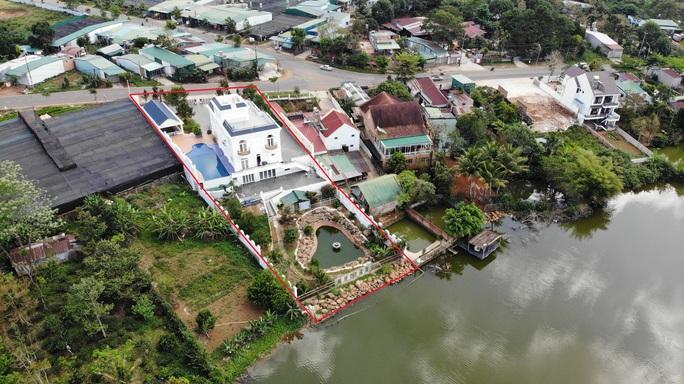 Thường trực Tỉnh ủy Lâm Đồng chỉ đạo xử lý vụ biệt thự khủng xây không phép - Ảnh 5.