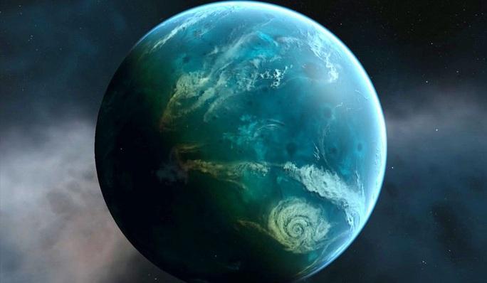Trái Đất đang tự nuốt đại dương: manh mối mới về sự sống ngoài hành tinh - Ảnh 1.