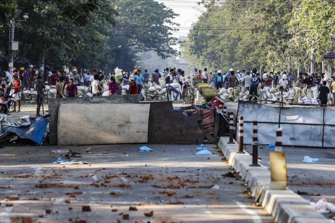 """Mỹ """"giáng đòn"""" trừng phạt con của lãnh đạo quân đội Myanmar - Ảnh 1."""