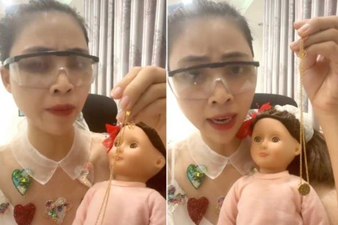 TikTok lên tiếng vụ Thơ Nguyễn làm clip xin vía búp bê học giỏi - Ảnh 1.
