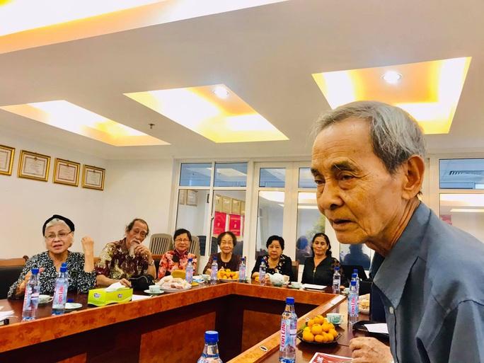 NSƯT Phi Điểu, Mạnh Dung hồ hởi với Nhà Truyền thống Cải lương Nam Bộ - Ảnh 2.