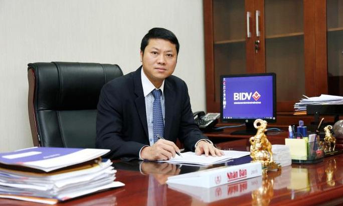 BIDV có tổng giám đốc mới - Ảnh 1.