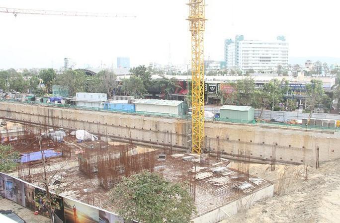 Công ty bất động sản Đô Thành xây dựng công trình ngàn tỉ không phép - Ảnh 1.