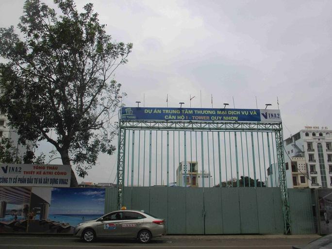 Công ty bất động sản Đô Thành xây dựng công trình ngàn tỉ không phép - Ảnh 2.