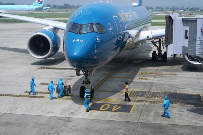 Việc trao đổi nối lại bay quốc tế được tiến hành đến đâu? - Ảnh 1.