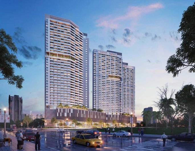 Công ty bất động sản Đô Thành xây dựng công trình ngàn tỉ không phép - Ảnh 3.