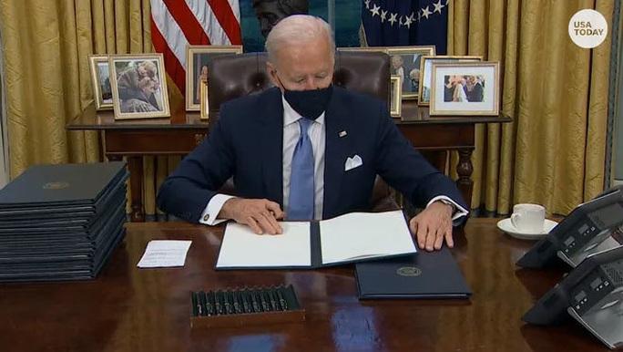 Trung Quốc bàn về gói cứu trợ ngàn tỉ của Tổng thống Biden - Ảnh 1.