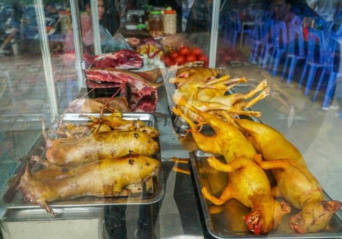 Có hay không chuyện bán thịt thú rừng ở chùa Hương? - Ảnh 7.