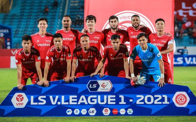 Ngọc Hải trở lại ghi bàn giúp CLB Viettel thắng đậm trước Bình Dương - Ảnh 2.