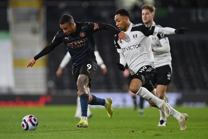 Ngoại hạng Anh: Man City đè bẹp Fulham - Ảnh 1.