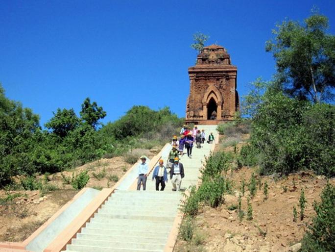 Bình Định: Điều chỉnh quy hoạch cụm di tích tháp Bánh Ít ngàn năm tuổi - Ảnh 3.