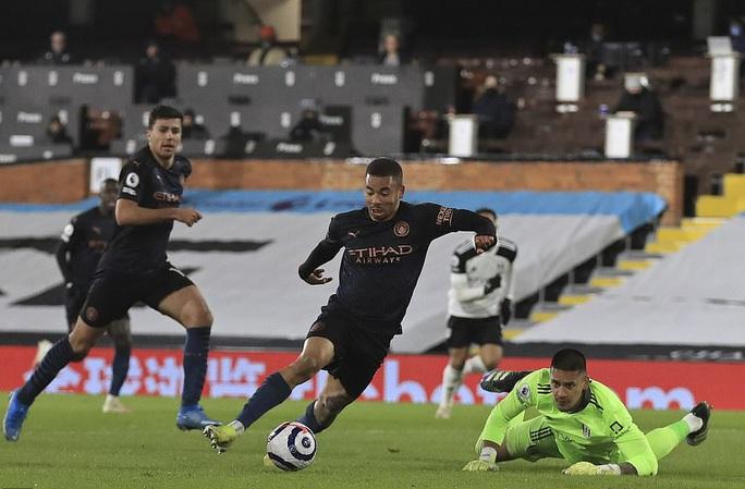 Ngoại hạng Anh: Man City đè bẹp Fulham - Ảnh 4.
