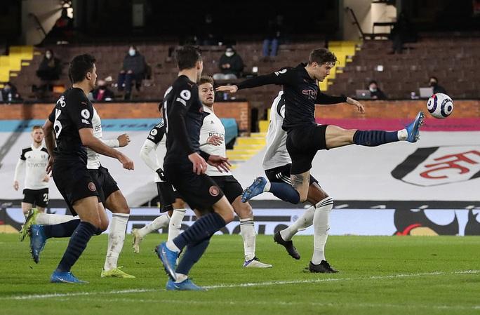 Ngoại hạng Anh: Man City đè bẹp Fulham - Ảnh 3.
