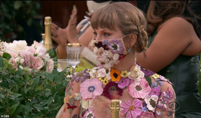 """Grammy 2021: Beyonce làm nên lịch sử, Taylor Swift thắng """"Album của năm"""" - Ảnh 4."""