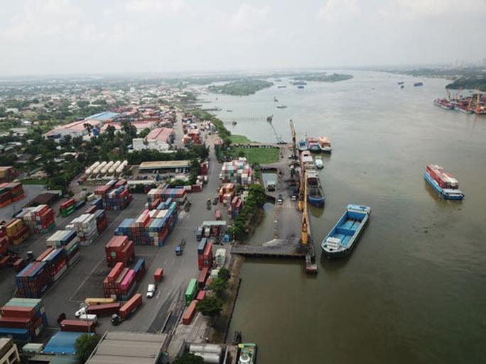 Ðồng Nai tính lại quy hoạch cảng biển - Ảnh 1.