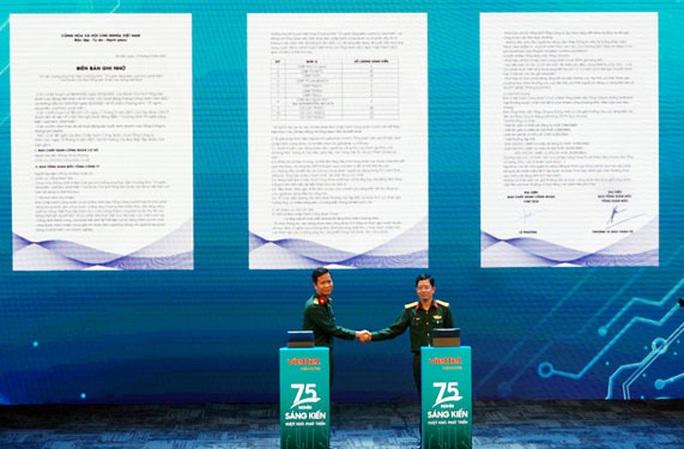 Viettel đặt mục tiêu có hơn 2.000 sáng kiến trong năm 2021 - Ảnh 1.