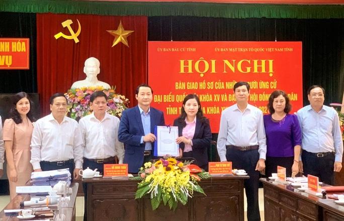 Thanh Hóa có 2 người tự ứng cử đại biểu Quốc hội khóa XV - Ảnh 1.