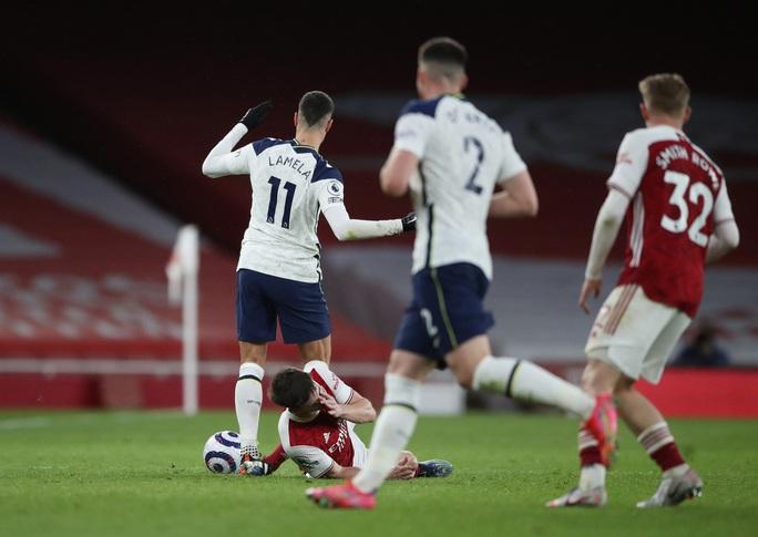Nghiệt ngã phạt đền và thẻ đỏ, Tottenham thua đau Arsenal trận derby - Ảnh 6.