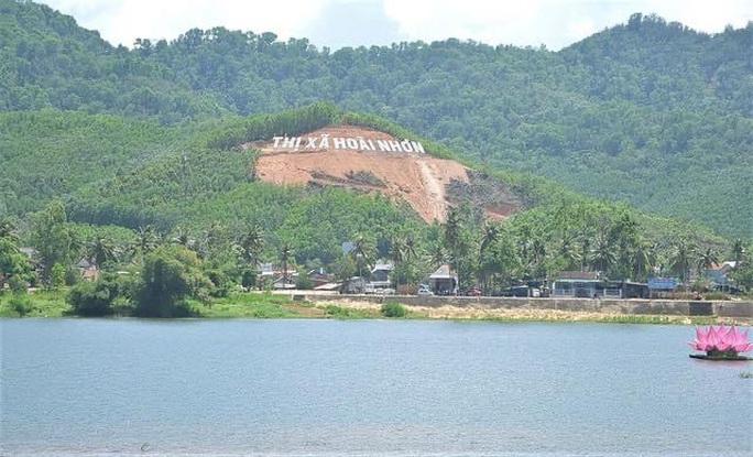 Yêu cầu khẩn trương trồng lại cây rừng bị chặt để gắn tên đơn vị hành chính địa phương - Ảnh 1.