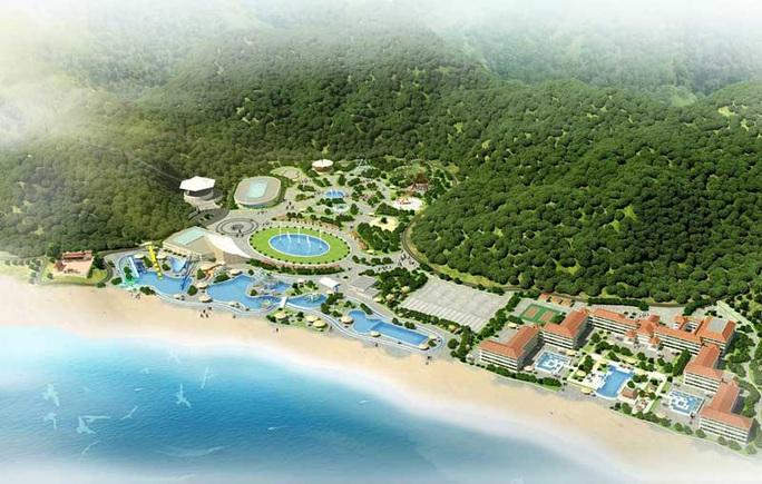 Bình Định điều chỉnh quy hoạch siêu dự án du lịch 3.500 tỉ đồng - Ảnh 2.