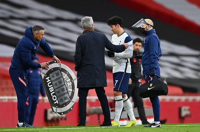 Nghiệt ngã phạt đền và thẻ đỏ, Tottenham thua đau Arsenal trận derby - Ảnh 2.