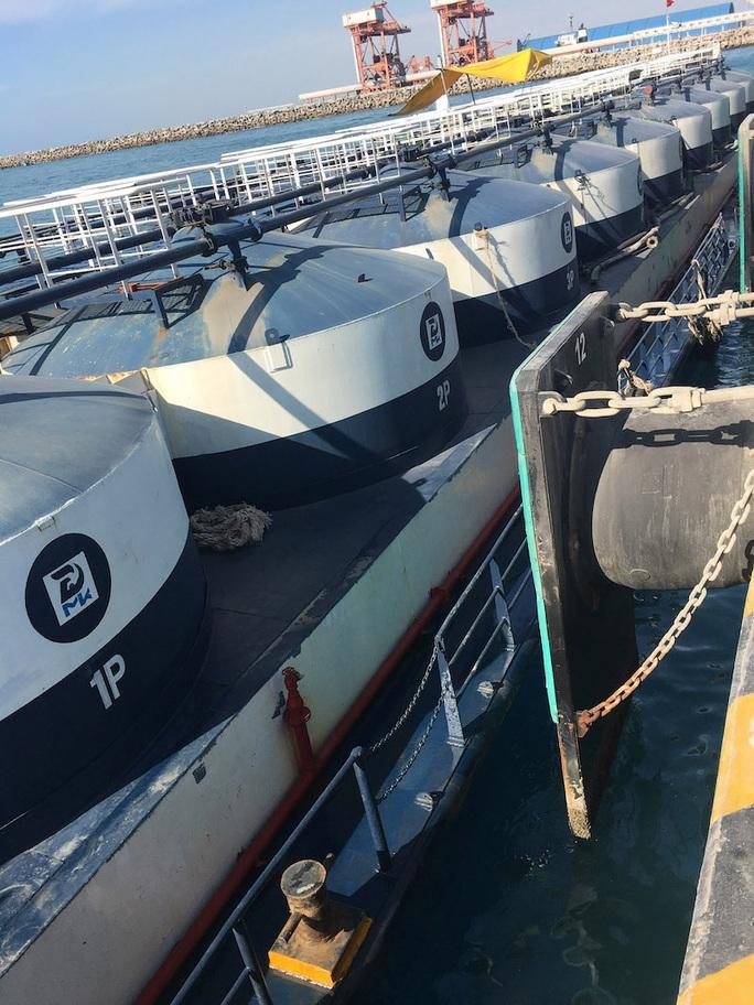 Nghi vấn cố ý nhấn chìm tàu chở 1.500 tấn tro bay trên biển Mũi Né - Ảnh 2.