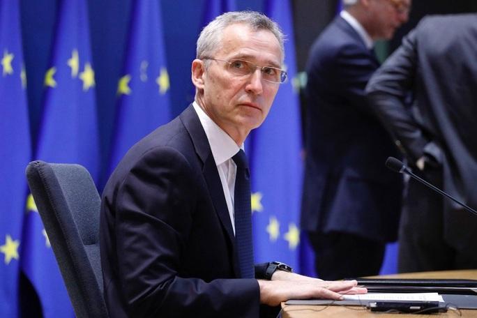 NATO thẳng thừng đưa Trung Quốc vào tầm ngắm - Ảnh 1.