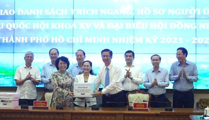 TP HCM: 8 người tự ứng cử cả hai cấp Quốc hội và HĐND TP - Ảnh 1.
