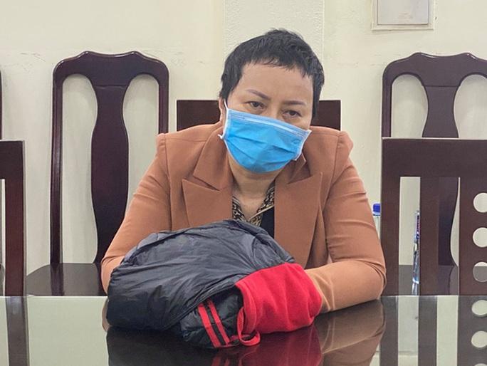 Nguyên giám đốc Sở Y tế Sơn La bị bắt - Ảnh 1.