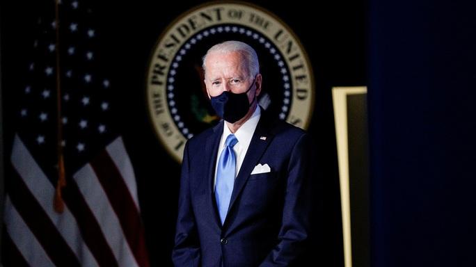 Tổng thống Biden nặng lời chỉ trích ông Putin - Ảnh 1.