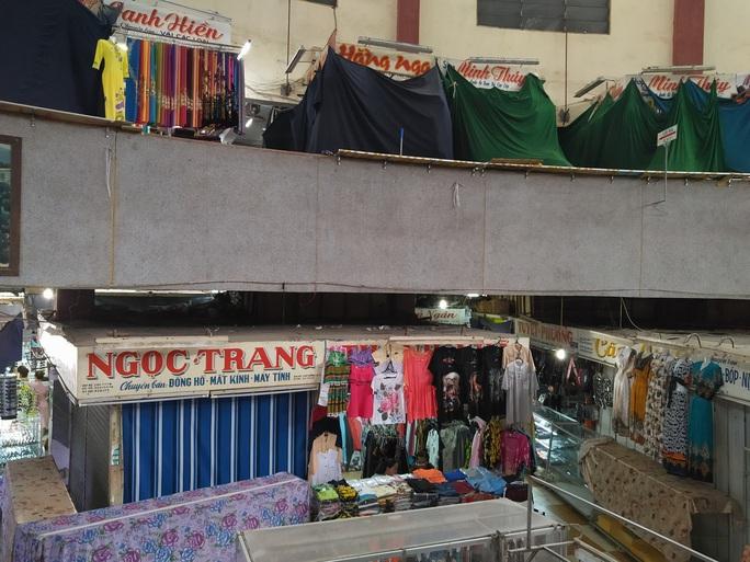KHÁNH HÒA: Đóng cửa chợ Đầm cũ sau hơn 6 năm dùng dằng - Ảnh 2.