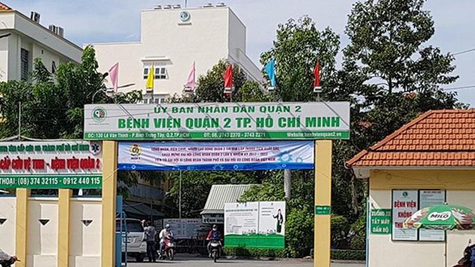 TP HCM: Chính thức đổi tên các bệnh viện tại Thành phố Thủ Đức - Ảnh 1.